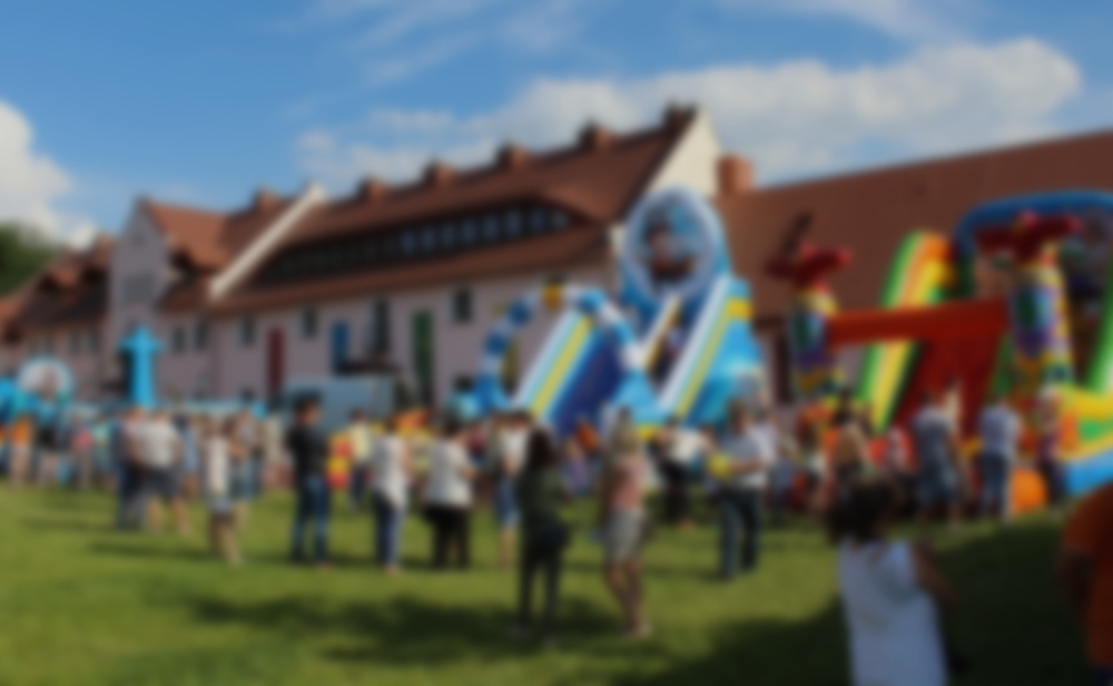 dmuchańce Opole